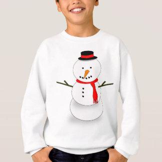 Agasalho Boneco de neve do Feliz Natal