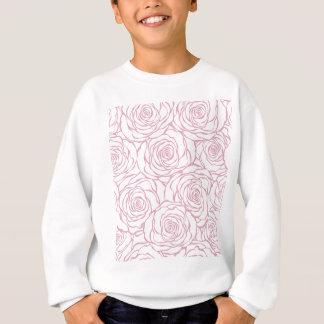 Agasalho bonito, floral.pink, branco, peônias, femininos,