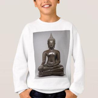 Agasalho Buddha assentado - século XV