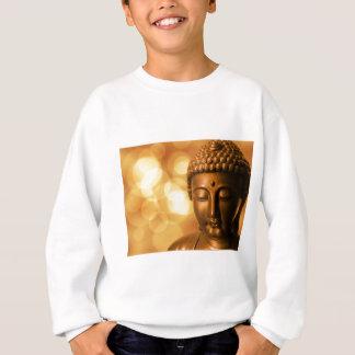 Agasalho Buddha dourado