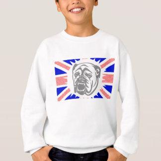 Agasalho Buldogue britânico
