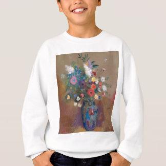 Agasalho Buquê das flores - Odilon Redon