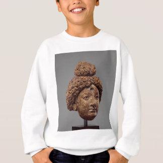 Agasalho Cabeça de um Buddha ou de um Bodhisattva