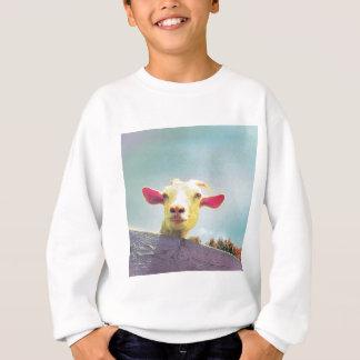 Agasalho cabra Cor-de-rosa-orelhuda