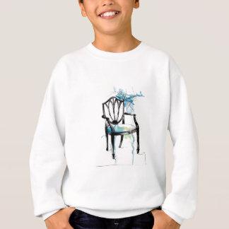 Agasalho Cadeira de Hepplewhite - aguarela