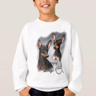 Agasalho Cães da terapia de Manchester Terrier