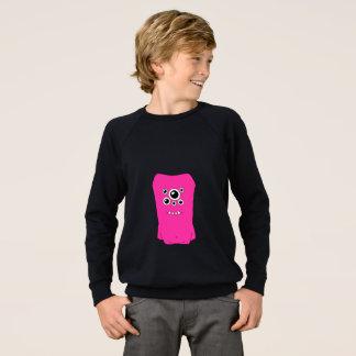 Agasalho Camisola americana do Raglan do roupa dos miúdos