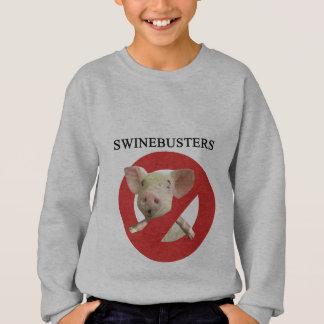 Agasalho Camisola da juventude de Swinebusters