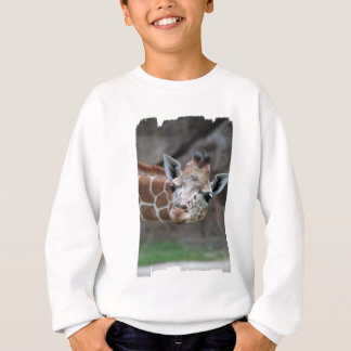 Agasalho Camisola da juventude do girafa