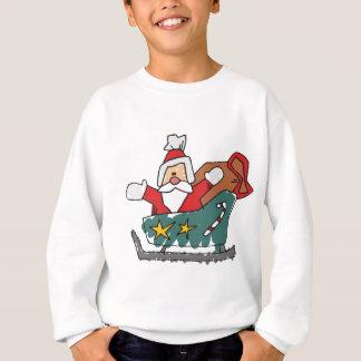 Agasalho Camisola do Natal do miúdo