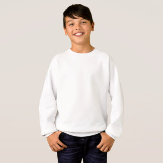 Agasalho Camisola personalizada do XL dos miúdos