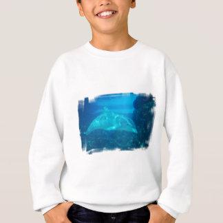 Agasalho Camisola subaquática da juventude do golfinho