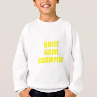 Agasalho Campeão do jogo quieto