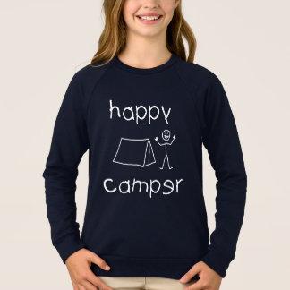 Agasalho Campista feliz (preto)