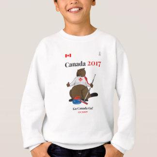 Agasalho Canadá 150 que ondula em 2017 vai Canadá