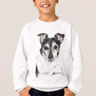 Agasalho Cão preto e branco
