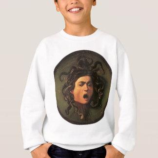Agasalho Caravaggio - Medusa - trabalhos de arte italianos