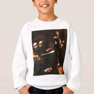 Agasalho Caravaggio - tomada do cristo - trabalhos de arte