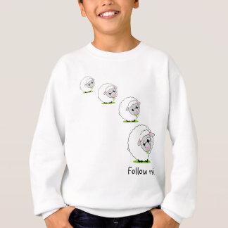 Agasalho Carneiros woolly brancos bonitos e peluches do