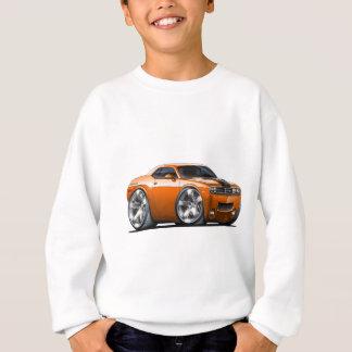 Agasalho Carro da laranja do desafiador de Dodge