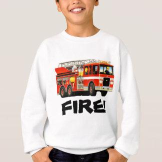Agasalho Carro de bombeiros