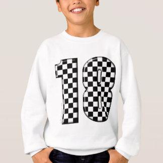 Agasalho carro de corridas número 18