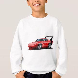 Agasalho Carro do vermelho de Dodge Daytona