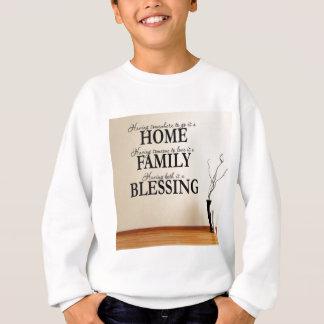 Agasalho Casa + Família = bênção