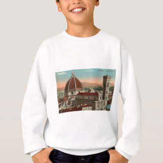 Agasalho Catedral retro de Florença Italia Italia da arte