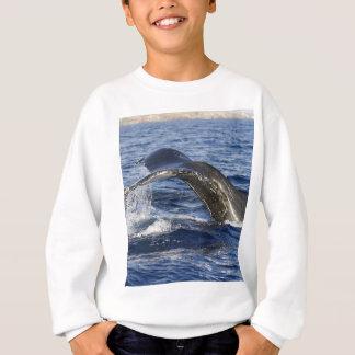 Agasalho Cauda da baleia