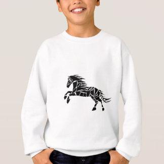 Agasalho Cavallerone - cavalo preto