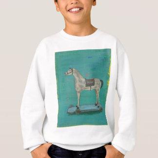 Agasalho Cavalo de madeira