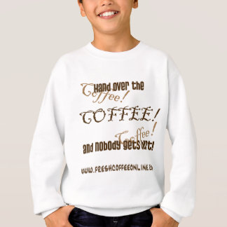 Agasalho Ceda o café