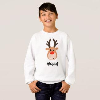 Agasalho Cervos com a camisola do menino conhecido