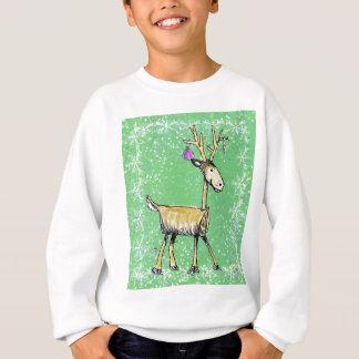 Agasalho Cervos do feriado da vara