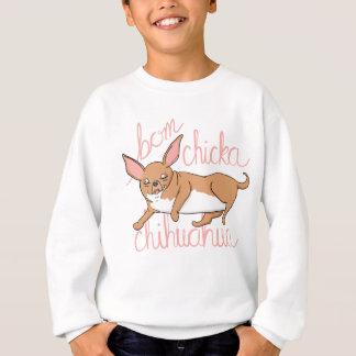 Agasalho Chalaça engraçada do cão da chihuahua de Bom