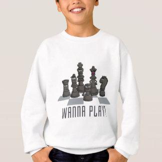Agasalho chess gang they justamente wanna play