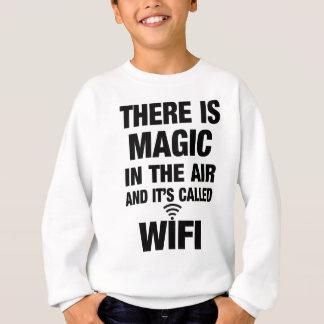 Agasalho Citações mágicas de Wifi