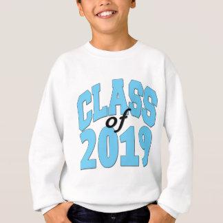 Agasalho Classe do azul 2019