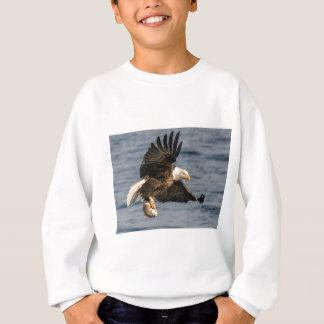 Agasalho Comida de travamento da águia americana