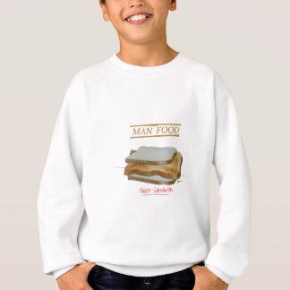 Agasalho Comida do homem de Tony Fernandes - sanduíche do