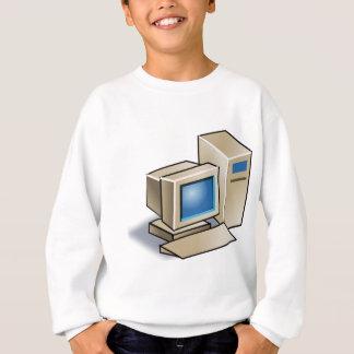 Agasalho Computador retro