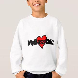 Agasalho Coração carmesim de MyBassChic (TM)