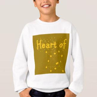 Agasalho coração de ouro