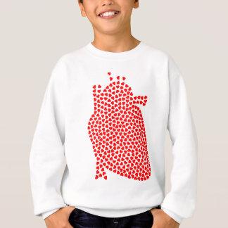 Agasalho Corações do coração