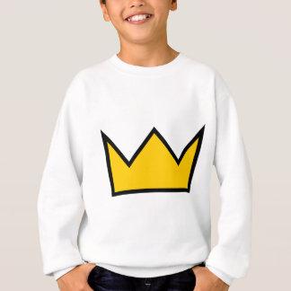 Agasalho Coroa amarela