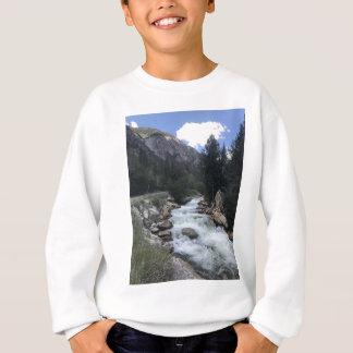 Agasalho Córrego da montanha rochosa