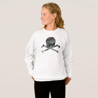 Agasalho Crânio e ossos