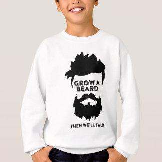Agasalho Cresça uma barba então que nós falaremos