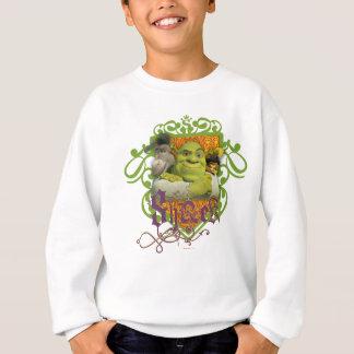 Agasalho Crista do grupo de Shrek